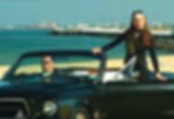 Mustangs in Black wih Natale Gruzlewski on Channel 9's Getaway.