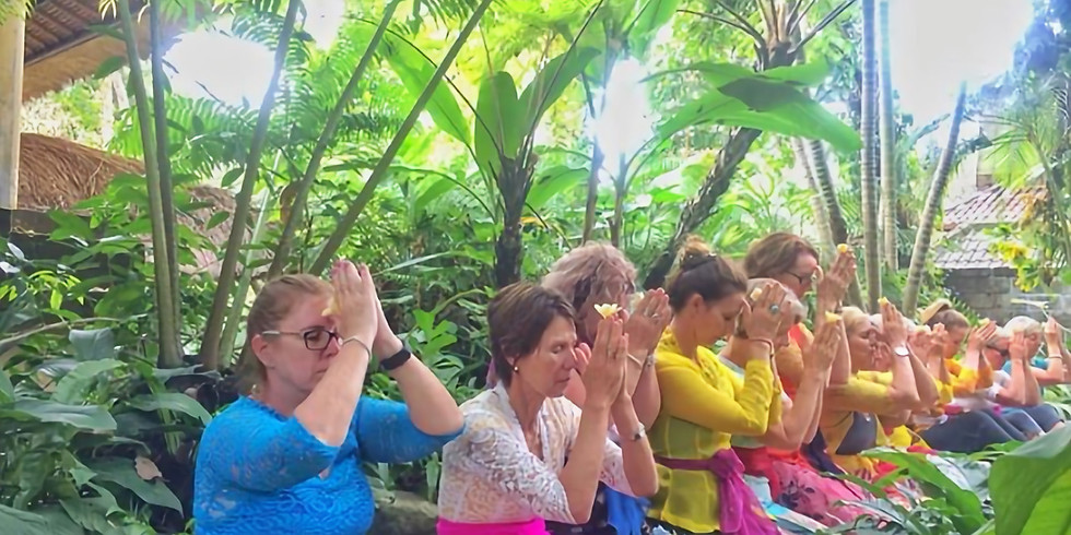 Get Wellbeing in Bali Retreat