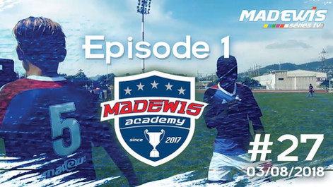 Team MADEWIS France U13 à Cannes - Episode 1