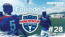 Team MADEWIS France U13 à Cannes - Episode 2