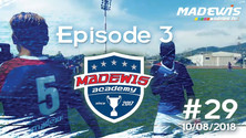 Team MADEWIS France U13 à Cannes - Episode 3