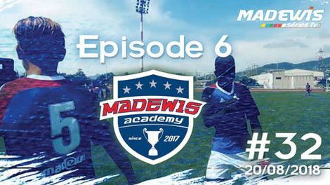 Team MADEWIS France U13 à Cannes - Episode 6