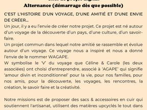 Wagapé - Chef de projet digital Alternance (démarrage dès que possible)