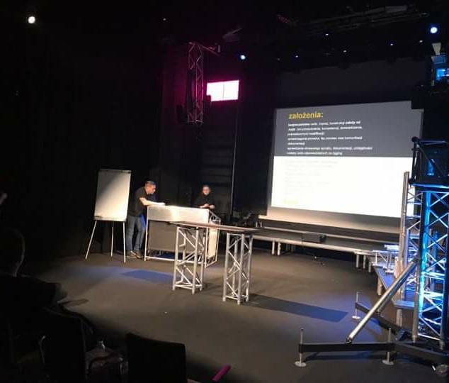 ProlyteCAMPUS - Bezpieczna praca z mechaniką sceniczną