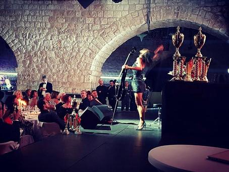 Elite World class performances at ADRIATIC PEARL-Dubrovnik (Castle).