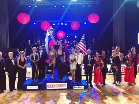 WDC World Professional Latin Showdance & Ralf Lephene Cup 2019