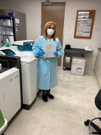 HRC Fertility, Lab