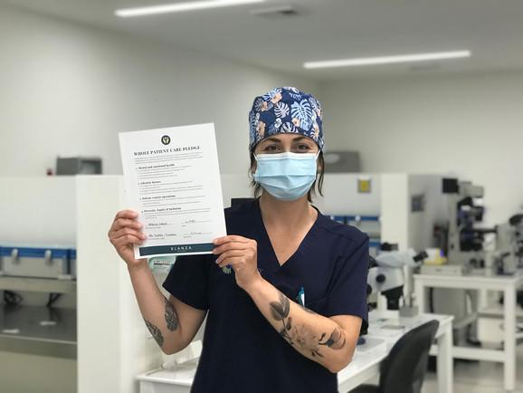 Embryologist, HRC Fertility Pasadena