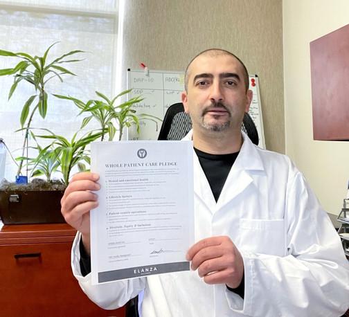 Arsen Akopyan, Director of Lab Operations, HRC Fertility