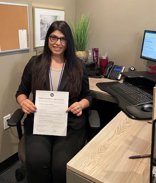 Jessica Plancarte, HR Dept, HRC Fertility