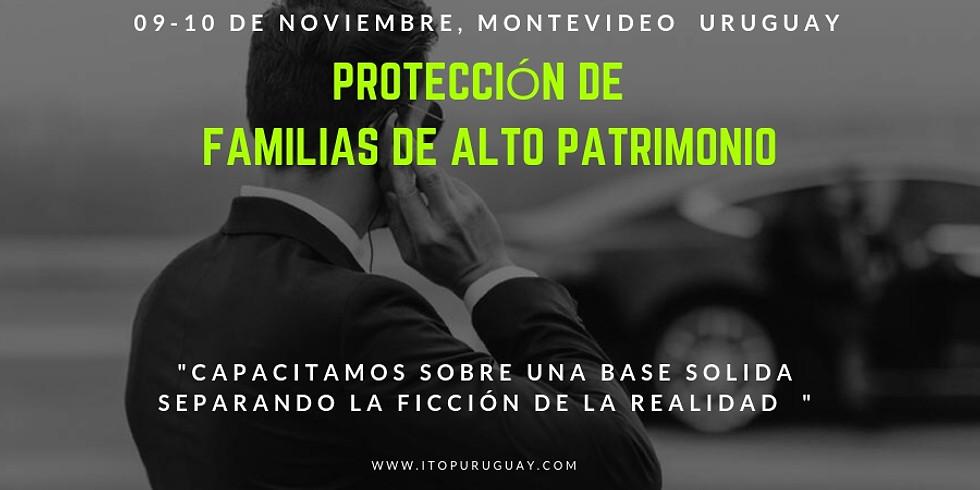 SEMINARIO PROTECCIÓN DE FAMILIAS DE ALTO PATRIMONIO