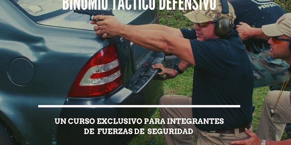 Binomio táctico defensivo