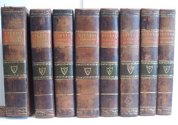 FURGOLE / OEUVRES COMPLÈTES DE FURGOLE (8 VOLUMES)