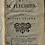 Thumbnail: FLÉCHIER / LETTRES DE M. FLÉCHIER SUR DIVERS SUJETS