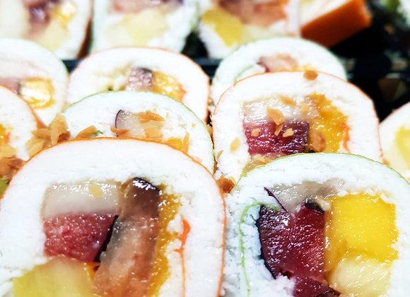 סושי פירות 20 יחידות