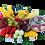 Thumbnail: מגש פירות משולב FRUIT פיצה