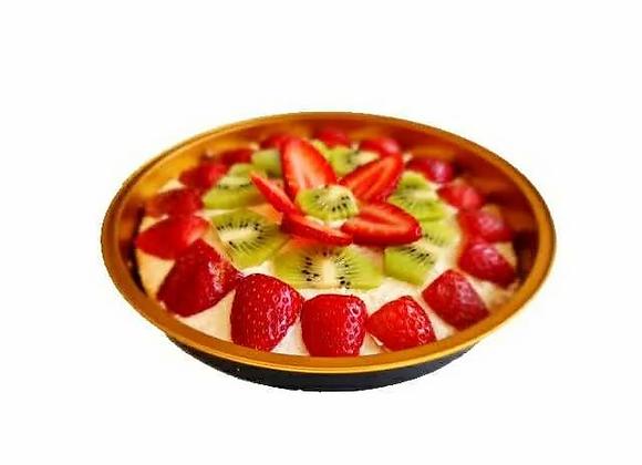 פיצהFRUIT  משולב במגש פירות