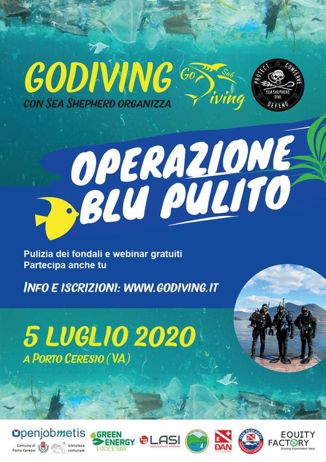 BLU PULITO 2020