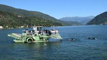 Comunicato stampa BLU PULITO: il lago migliora! Porto Ceresio – 5/7/20