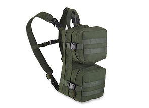 Medic bag carrier