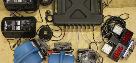 Sensory Control Unit