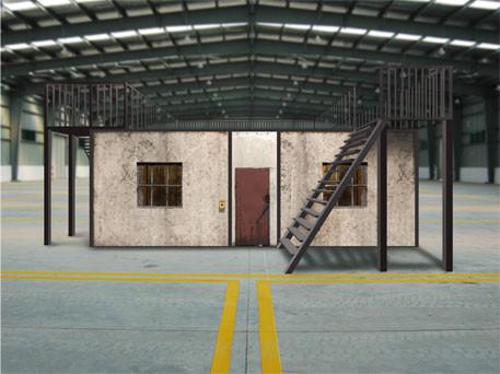 Indoor Simulation Laboratory