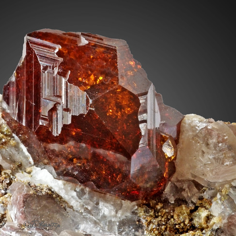 January Birthstone is Garnet