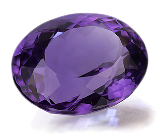 February Birthstone is Amethyst