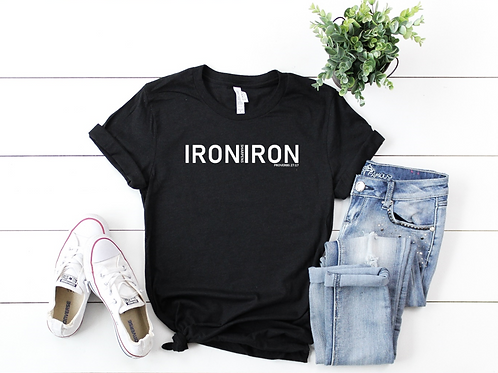 Iron Sharpens Iron T shirt