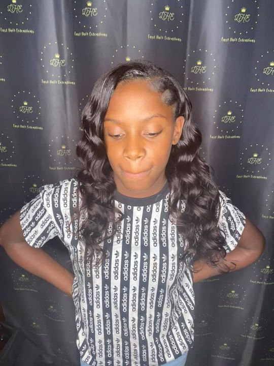 Traditional Sew- in