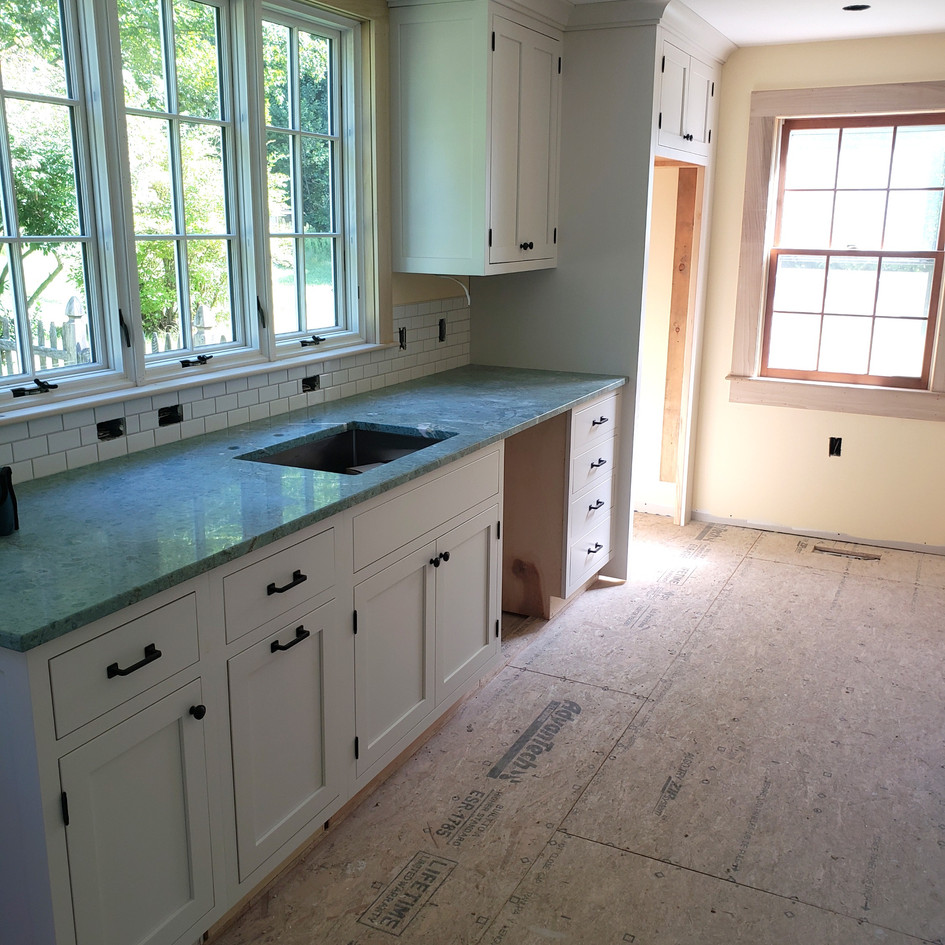 Hollis Kitchen Remodel