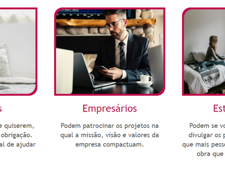 Amais lança portal para ação do Dia de Doar!