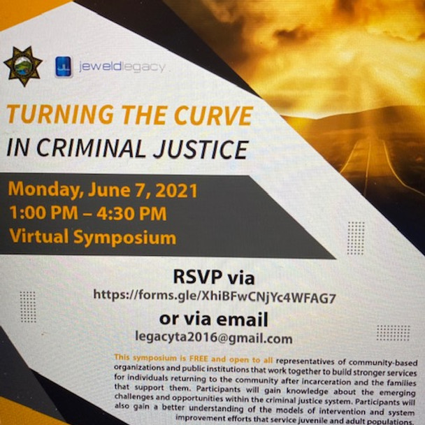 Turning the Curve in Criminal Justice