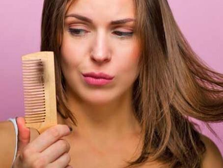 Entenda a relação entre cortisol e queda de cabelo