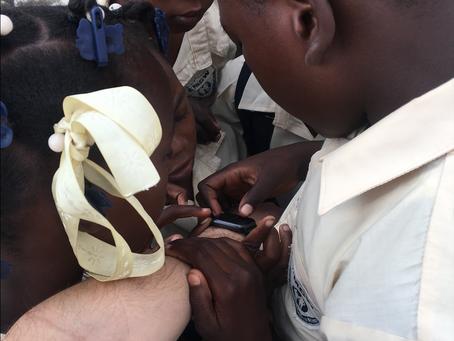 Haiti Blog #3  | It was 100 degrees warmer!