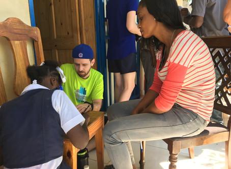 "Haiti Blog #5 | ""Hi, My Name Is..."""