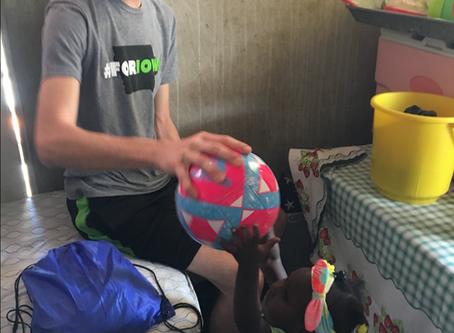 Haiti Blog #6 | Palming A Jellyfish