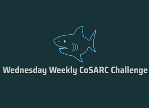 Wednesday Weekly CoSARC Challenge