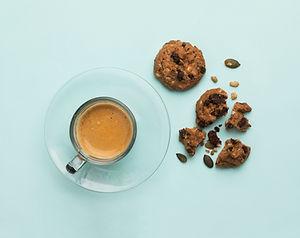 Espresso en Cookies