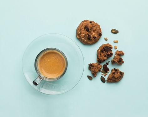 Espresso y Cookies