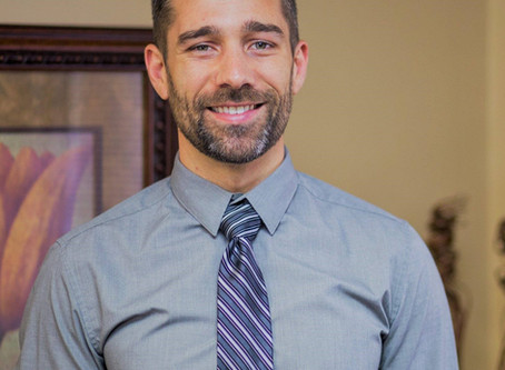 Come Meet Our New Chiropractor, Dr. Bryce Fennell
