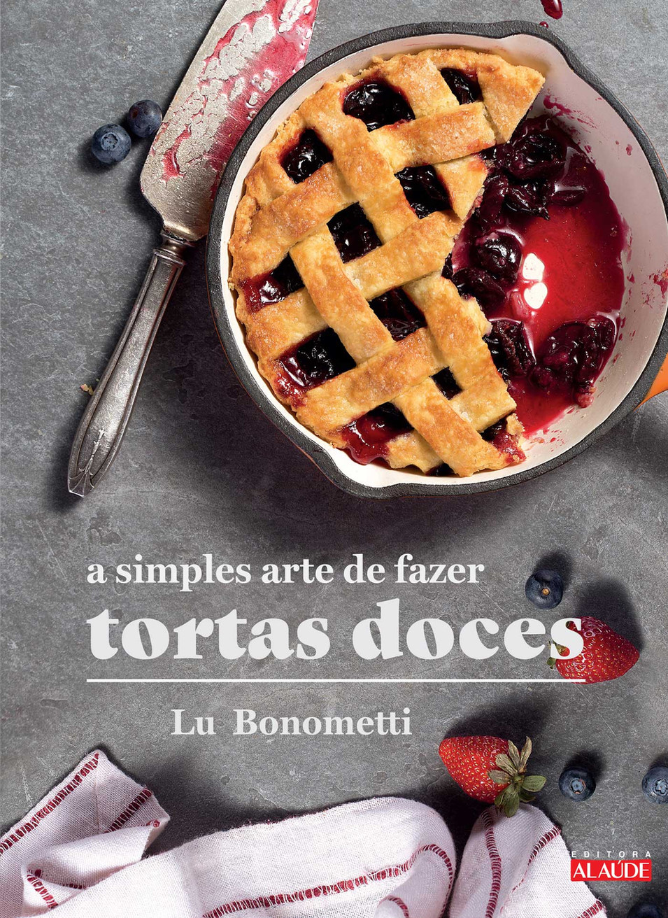 Livro Tortas - Food Styling