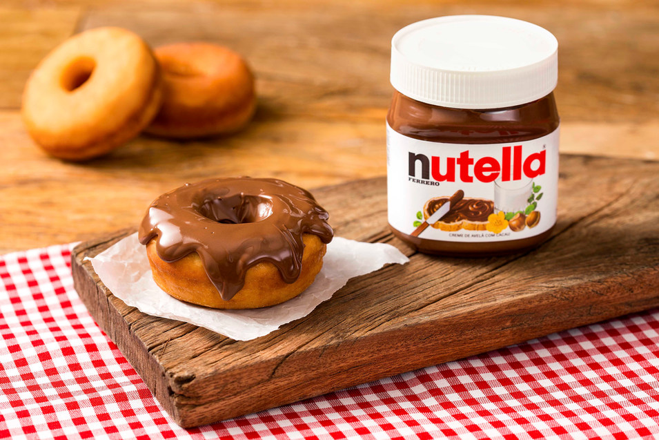 Nutella - Food styling