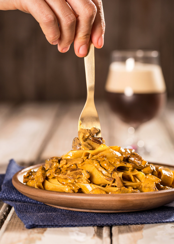 Livro Cerveja - Receitinhas pra voce - Editora SESI SP - Food styling