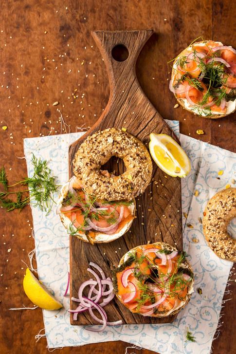 Ale Tedesco Bakery (cardapio) - Food styling