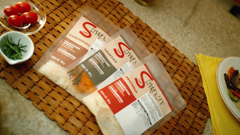 Sadia Livre & Lev - Food Styling