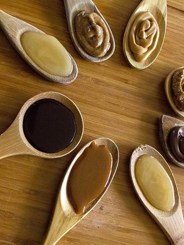 Nutella, Cookie Butter, Condensed Milk,