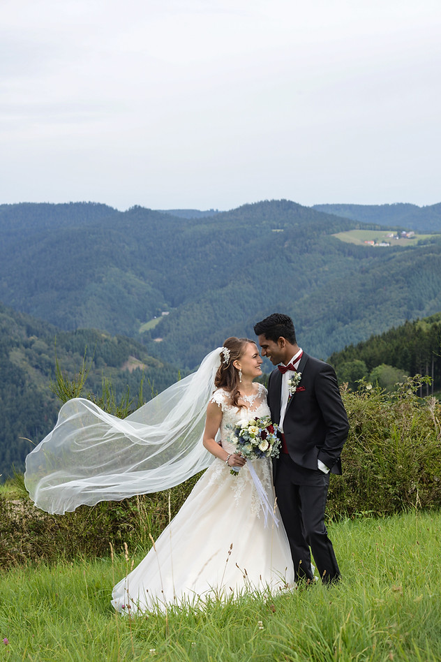 Hochzeit im Schwarzwald