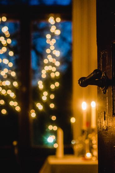 Candle Light Dinner in der Villa Junghans