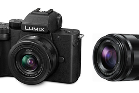 Panasonic Lumix DC-G110 + 12-32 mm + 4,0-5,6/35-100 mm DZ Kit
